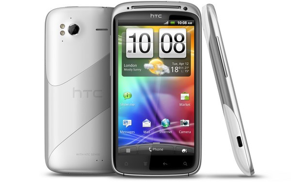 pyd3viewswhitematte HTC Sensation 在香港推出白色版本