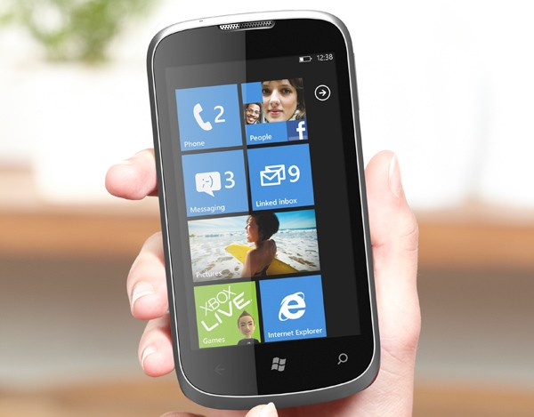 ZTE announces Orbit Windows Phone