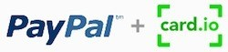 PayPal buys Cardio visual credit card scanner platform, is neither Here nor there