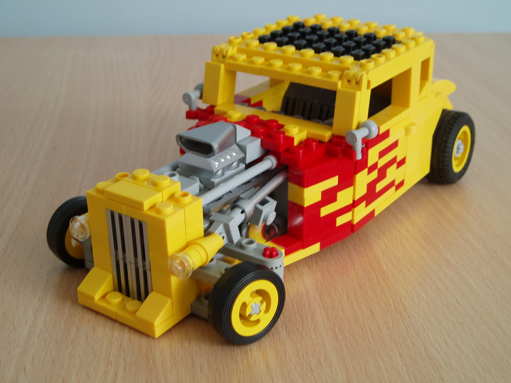 How To Build  Cool Lego Cars