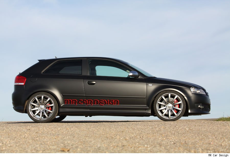 Audi S3, Audi S3 2.0T, Tuning