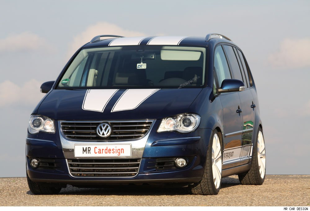 Volkswagen Touran Car