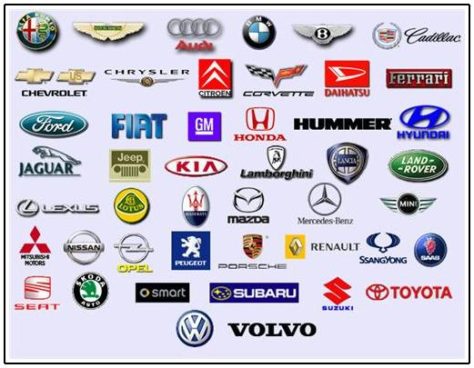 Top Ten, Top, Flop, beliebt, Favorit, Audi, VW, Opel, BMW 