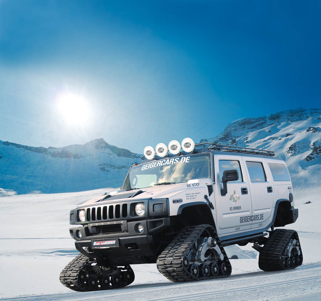 Hummer H2, US Cars, US Car Tuning, Tuner, 