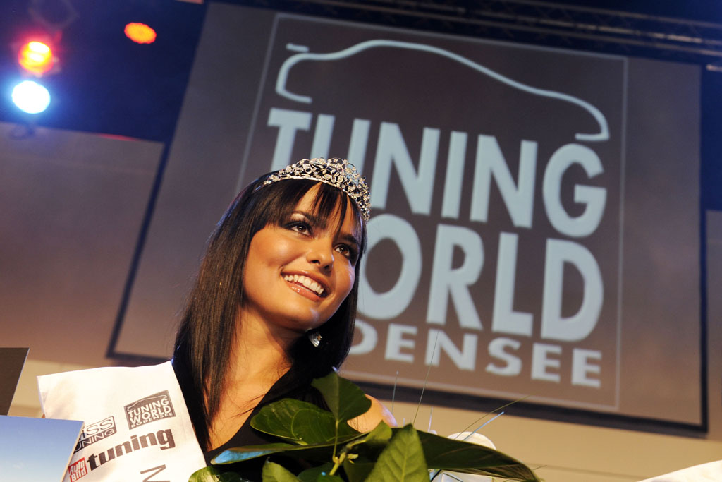 Tuningworld Bodensee, Miss Tuning, 2009, 2010, Wahl, sexy girls, Tuning, Tuner, Grid girl, Miss wahl