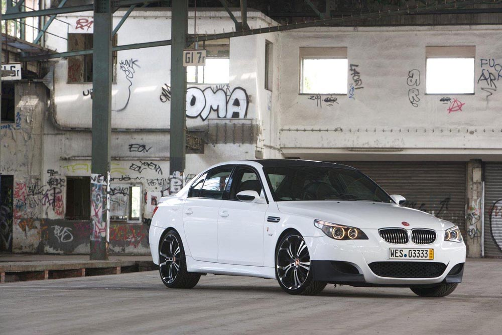 BMW, M5, M3, V8, 5Liter, Vmax, Tuner, Tuning, Rad, Felge, Leistungssteigerung, Turbolader, Motormangement, Body-Kit, Motorsport GmbH