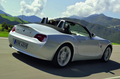 BMW, Z4, Roadster, USA, Lenkung, Beschwerde, Ausfall, R&uuml;ckruf, E85, US Kunden, 