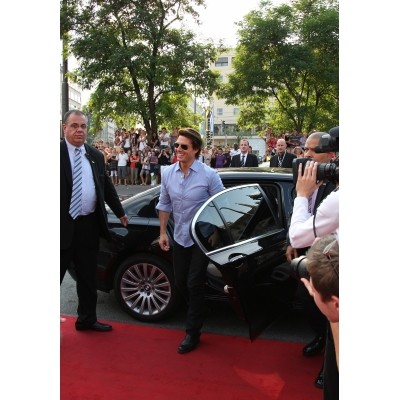 BMW, Tom Cruise, Diaz, Kino, Premiere,