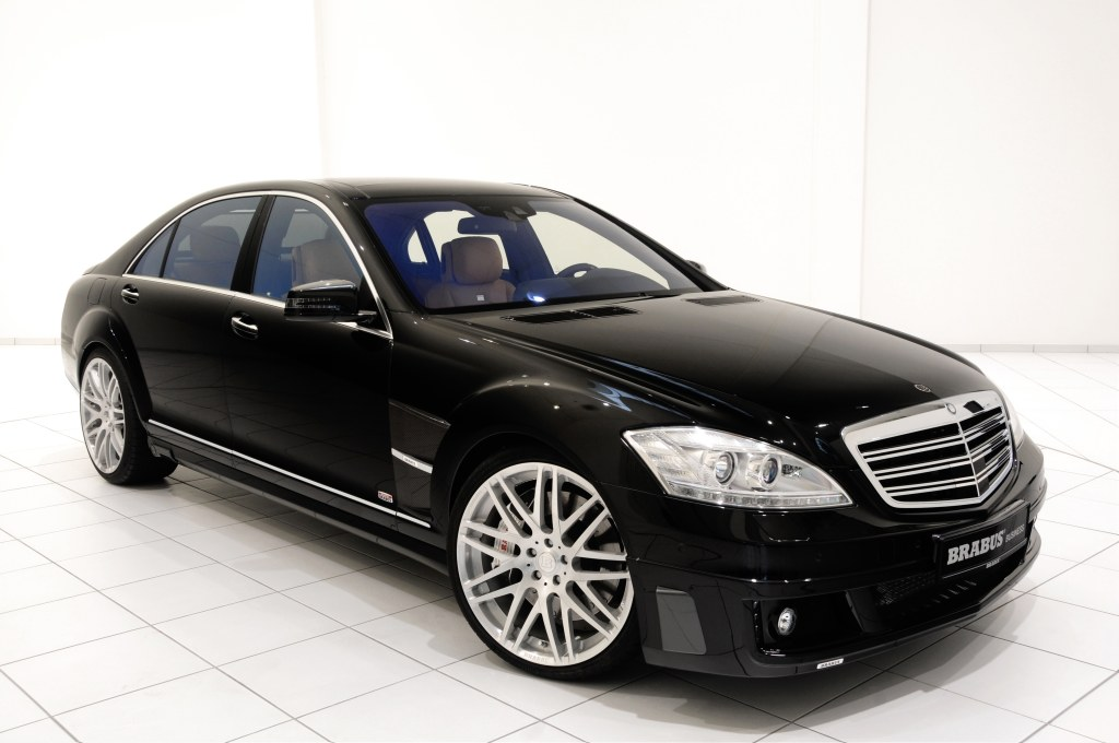 Mercedes-Benz, Brabus, Apple, ibusiness, Multimedia, ICE, Rad, Falge, Vmax, V12, Tuner, Tuning