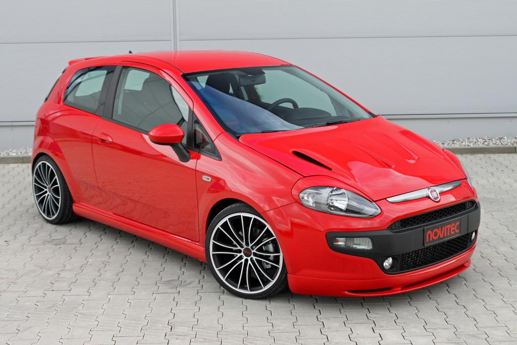 Fiat, Punto, Evo, Abarth, Tuner, Tuning, Rad, Felge, Zubeh&ouml;r, Spoiler, Bodykit, Fahrwerk, Auspuffanlage, Gewindefahrwerk, Motortuning