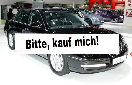 Neuwagen, Top, Flop, flops, Top Ten, ladenh&uuml;ter, Rabatt, 