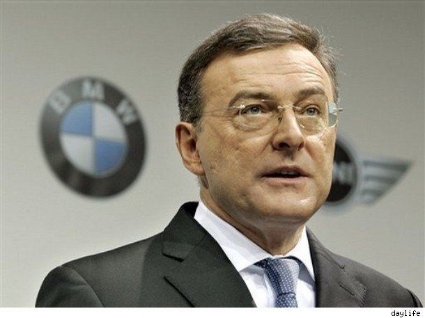 Vorstand, Reithofer, BMW