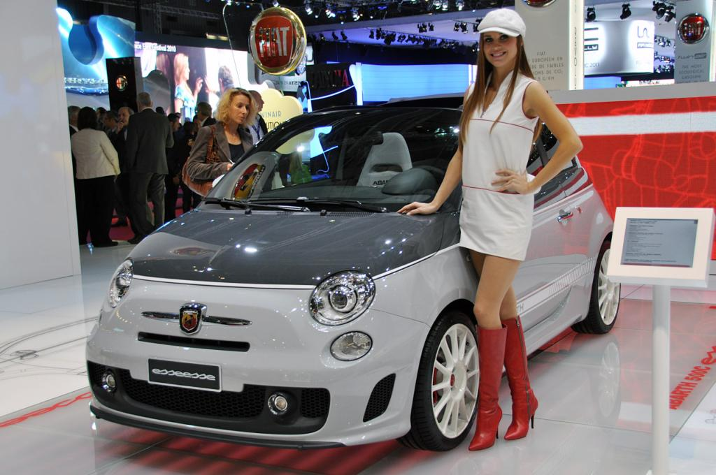 2010 paris, 2010 paris auto show, 2010 paris motor show, 500 abarth, 500 abarth esseesse, abarth, fiat, fiat 500, fiat 500 abarth, fiat 500 abarth esseesse, paris, paris motor show