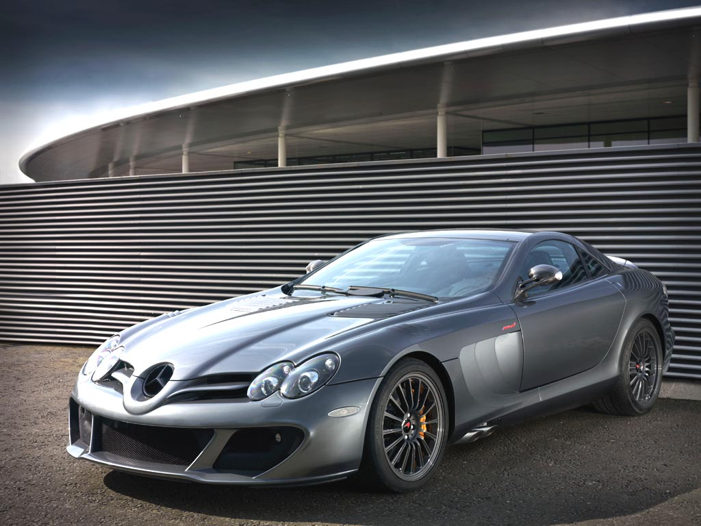 Mc Laren, Mercedes, SLR, V8, Edition, limiert, Sonderedition, Neuauflage, EMS, Essen Motor show