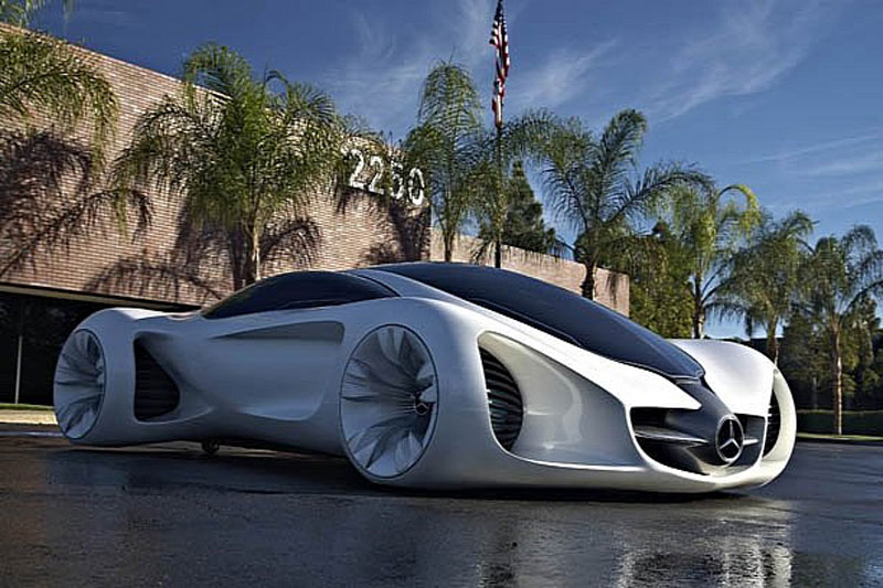 Mercedes-Benz, BIOME, L.A. Auto Show, Concept, Konzeptstudie, Studie, Concept Car, &Ouml;KO, Umwelt, BIOM