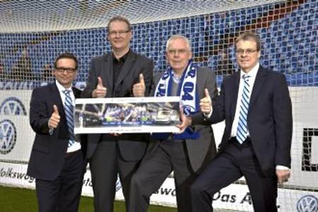Volkswagen, Schalke 04, Kooperation, Magath, Sponsoring, Marketing, Werbepartner