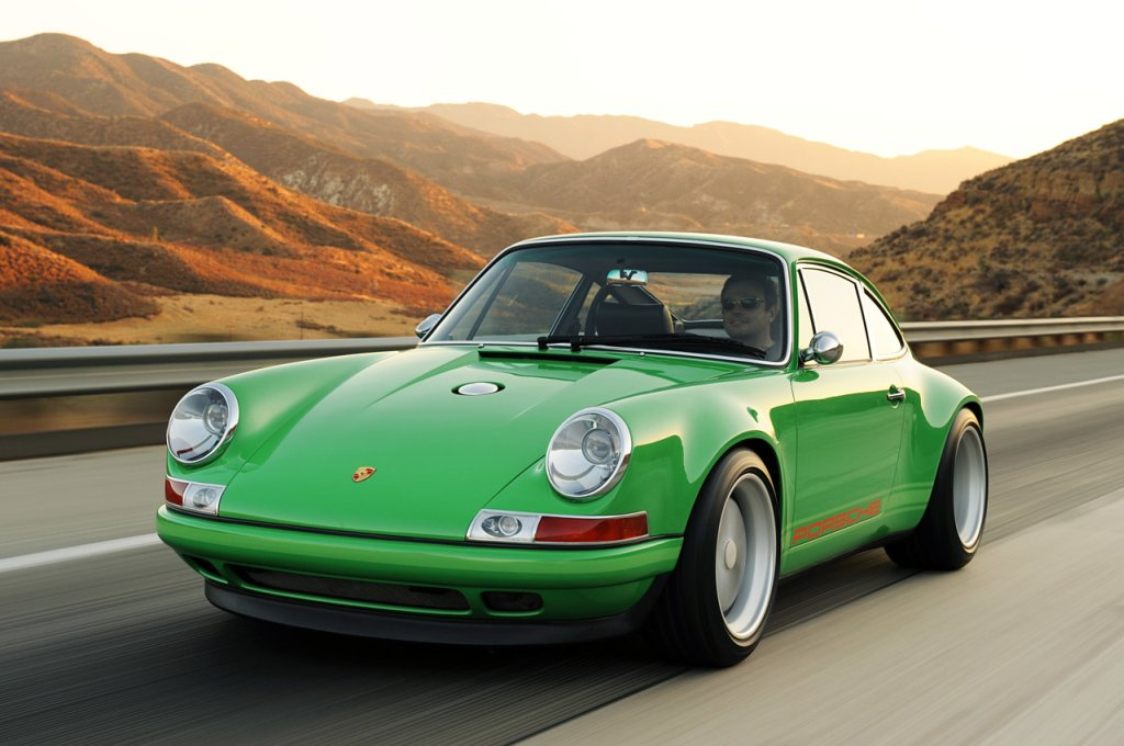 Porsche, 911, 993, 964, 993, Singer, Nachbau, Sechszylinder, Flat, Luftgek&uuml;hlt, Boxermotor, Wassergek&uuml;hlt, Retro, featured, Los Angeles, tuner, Tuning, Fuchs, Felge, 