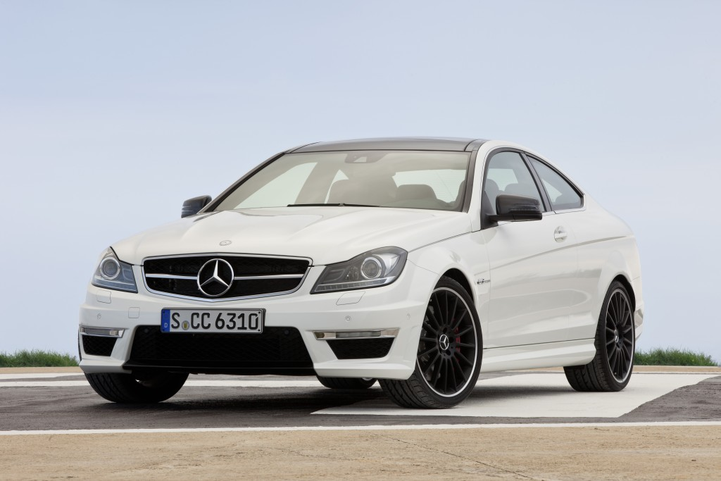Mercedes, Mercedes-benz, C63, C 63, V8, Performance, Markteinf&uuml;hrung, T-Modell, Coup&eacute;, C-Klasse, AMG, Tuning, Edition 1, Deb&uuml;t, Premiere, neu, Preis, pics, Bilder