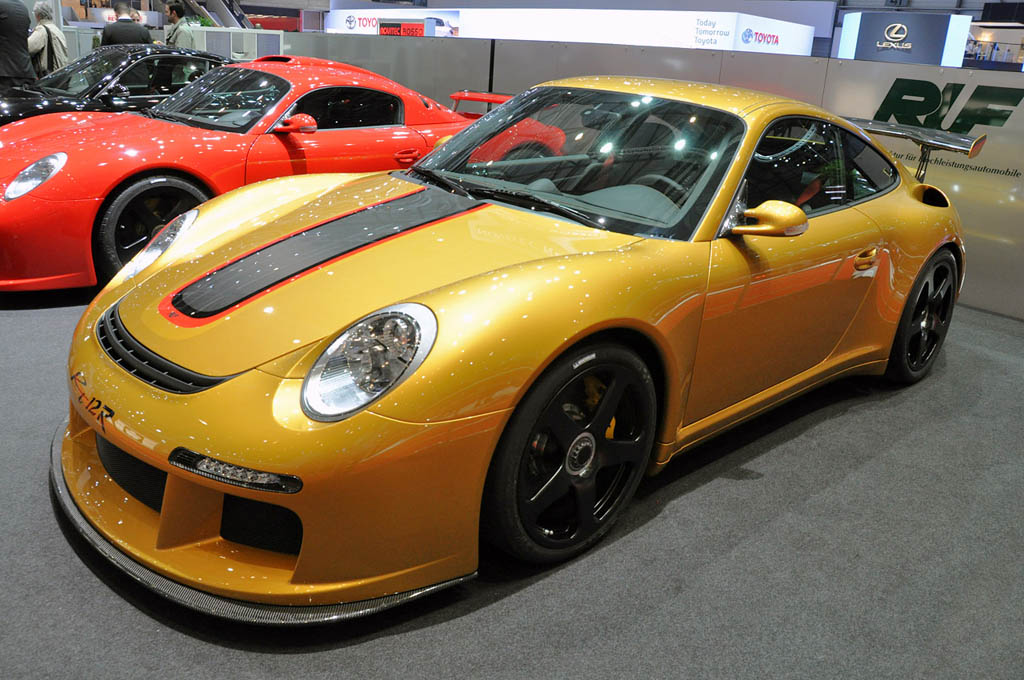 Porsche, Carrera, Tuner, tuning, Ruf, Rt 12 R, RT12R, Carrera, V6, Boxermotor, Rennsport, Motorsport, Motoruning, Genf, Auto salon, PS, leistungssteigerung, Biturbo 