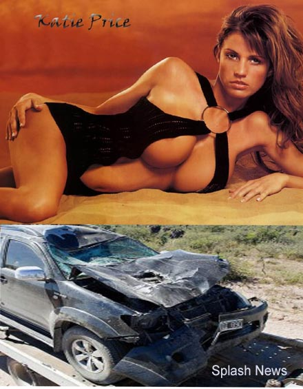 sexy, girl, crash, car, fotomodell