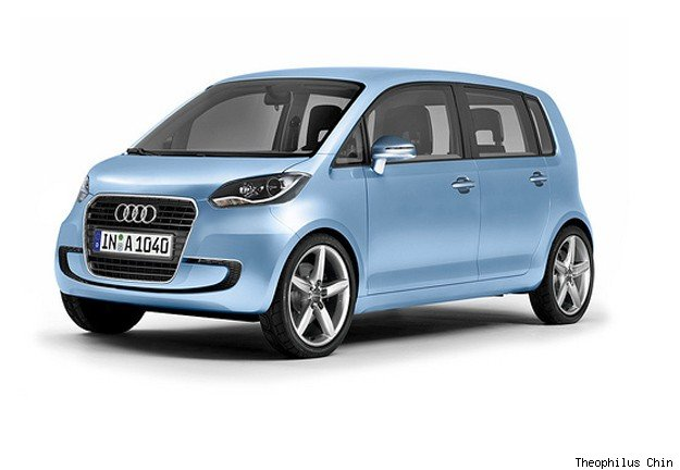 2013, 2014, A1, A2, Audi, Audi A2, AudiA2, BMW, concept car, ConceptCar, e-tron, featured, i3, MCV, MLB, MSF, MVC, neu, neues Modell, NeuesModell, Studie, TSFI