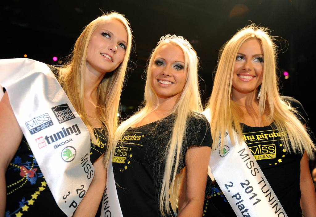 Miss Tuning, 2011, mandy, Lange, Skoda, Sch&ouml;heitsk&ouml;nigin, Miss, Wahl, tuning, Miss Tuning Kalender, erste Gewinnerin, Siegerin, Katzenberger