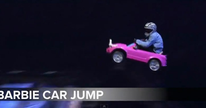 Video, crazy car, Jump, Rampe, flips, humor, featured,