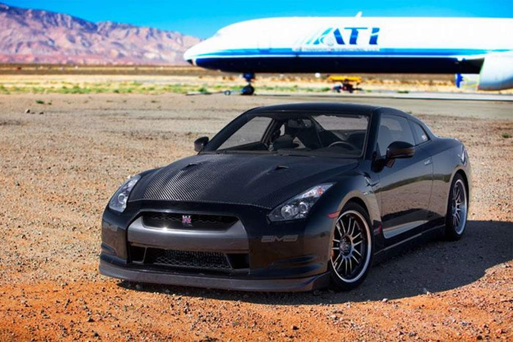 Nissan, GT-R, der schnellste Wagen der welt, das schnellste Auto der welt, Rekord, geschwindigkeitsrekord, Bilder, Video, Supersportwagen, AMS, Alpha 12