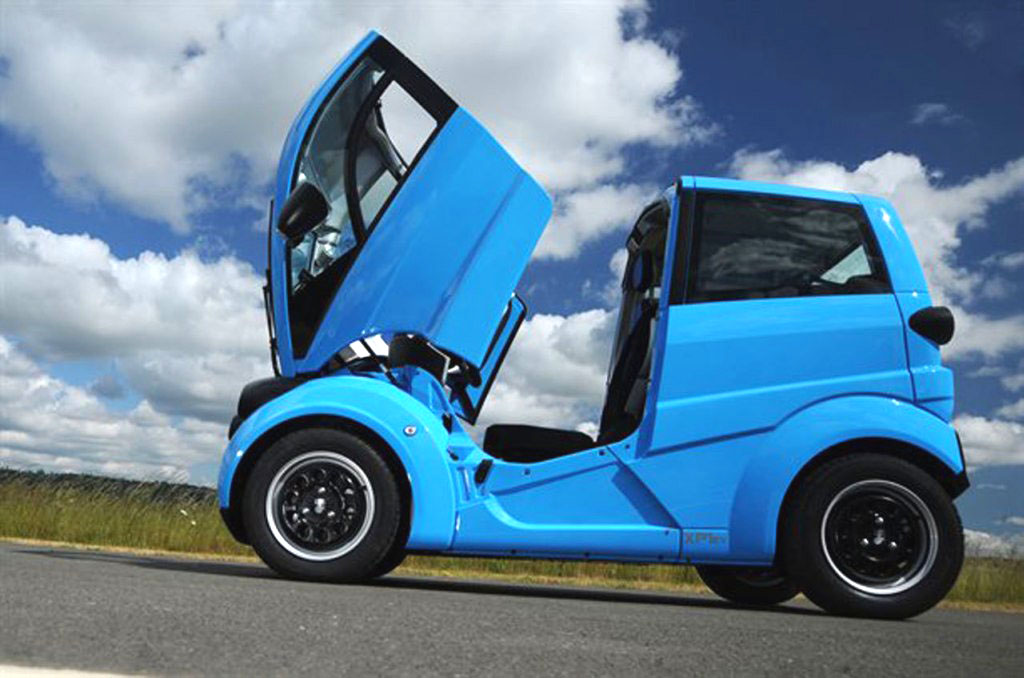 E-Auto, T27, Gordon Murray, Design, Elektro-Automobil, emissionsfrei, effizient, Sereinreife, Produktion, E-Automobil, E-Mobilitt, Elektromobilitt  