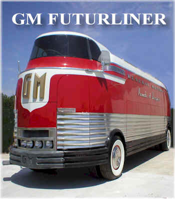 Futurliner, Harley Earl, versteigerung, auktion, ebay motors, ebay, Collectors Car day,  Parade of progress, trailer, Bus, Klassiker, Oldtimer, GM, General Motors, selten, rar, futureliner
