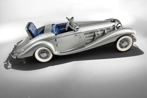 540 k, 540K, Auction, Auktion, featured, Mercedes-Benz, Sindelfinger Karosserie, SindelfingerKarosserie, Spezial-Roadster, Spezialroadster, W29, Monterey, RM Auctions, Pebble Beach,