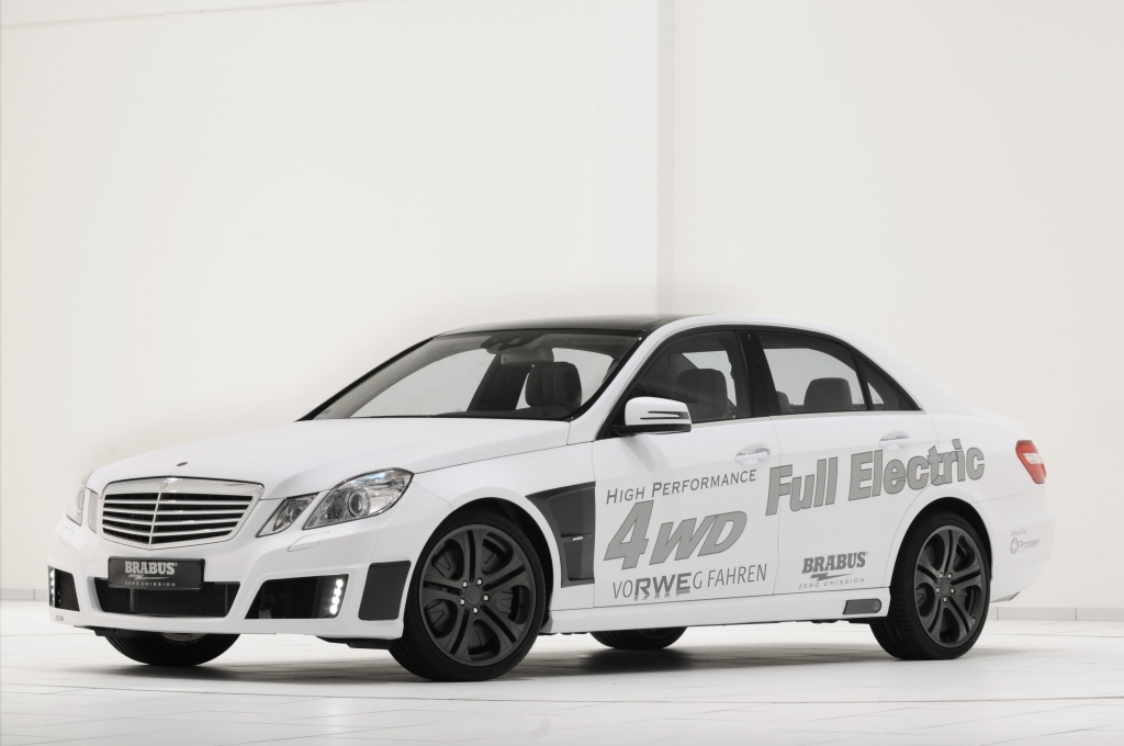 Mercedes-Benz, IAA, E-Klasse, hybrid, Elektromotor, emissionsfreie Mobilitt, Brabus, Tuner, tuning, Premiere, weltpremiere, Sportwagen, E-Auto, emissionsfrei