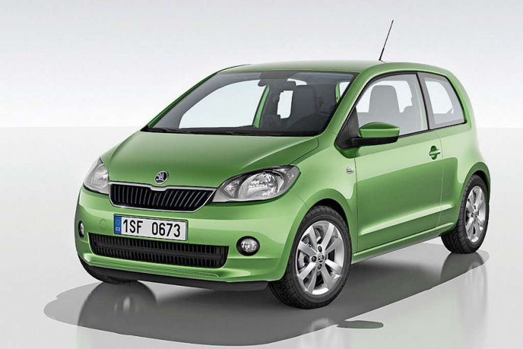 Skoda Citigo, Citigo, IA, Up!, VW up!, Volkswagen, neues Modell, Preis, Ausstattung, Bilder