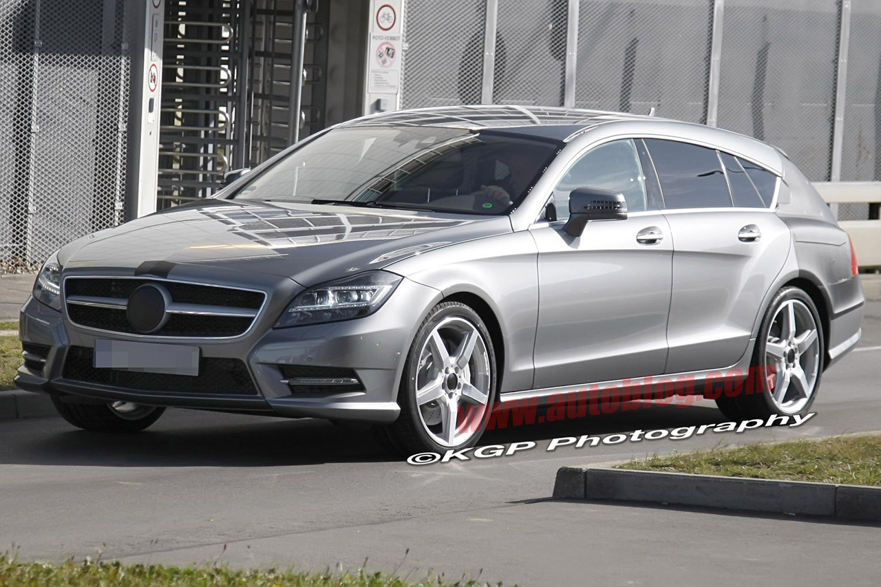 2012, bilder, breaking, cls shooting brake, ClsShootingBrake, erlknig, mercedes-benz, neues modell, NeuesModell, prototyp, shooting break, ShootingBreak, spy shot, SpyShot