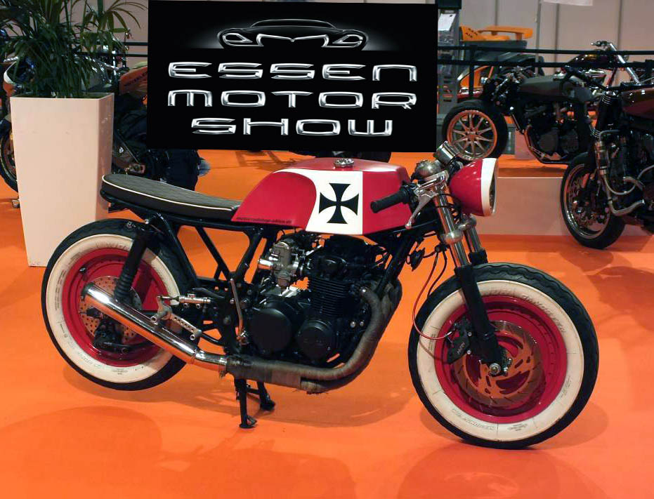 Essen Motor show, Bikes, fighter, 2011, speedbikes, custom bike, streetfighter, Motorrad, Tuner, Tuning