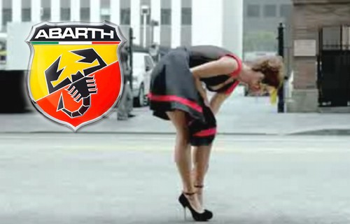 Fiat, 500, Abarth, USA, car ad, promo, Spot, video, witzig, funny, komisch, lustig, autowerbung, werbung, auto, Humor, lachen, sexy