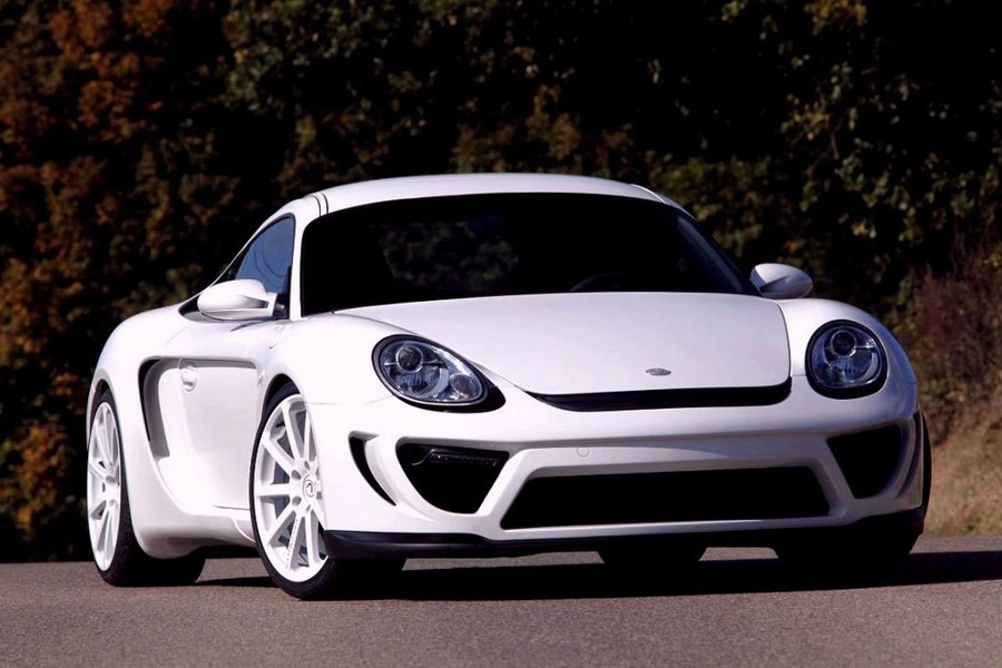 Porsche, Cayman, Tuner, tuning, Delvilla, zubehr, design, Styling, extras, spoiler, widebody, Breitbau, Motortuning