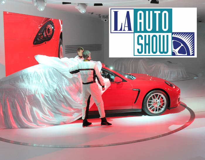 L.A. Auto Show, Los Angeles Auto show, Premiere, weltpremiere, orsche, Panamera, GTS, Panamera GTS, Porsche GTS, neu, Debt, Fotos,Bilder, Preise, Ausstattung