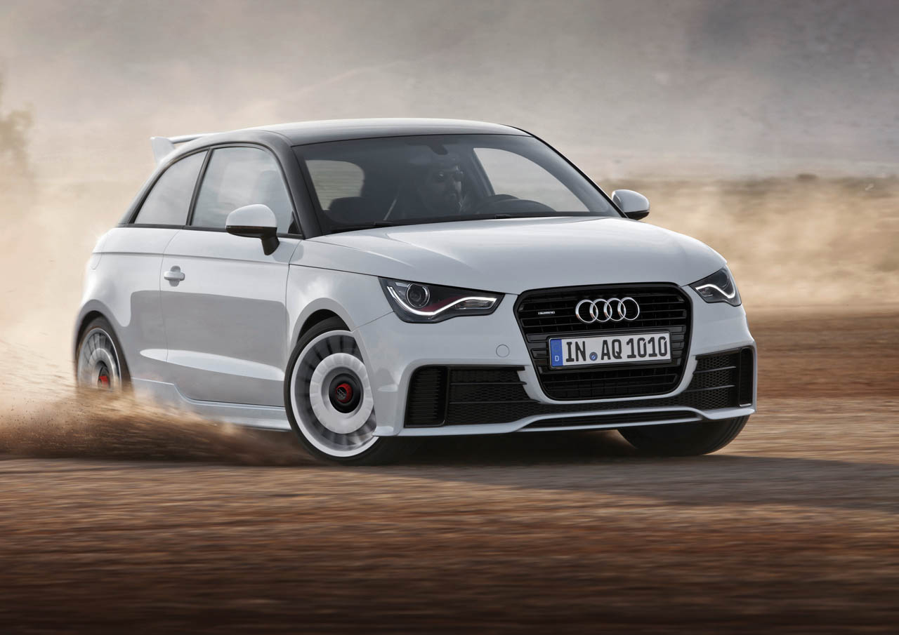 Audi A1, A1, A1 quattro, Audi A1 quattro, A1 sondermodell, premiere, Debt, limitierte Kleinserie, limitiert, A1 Sondermodell, Sondermodell 