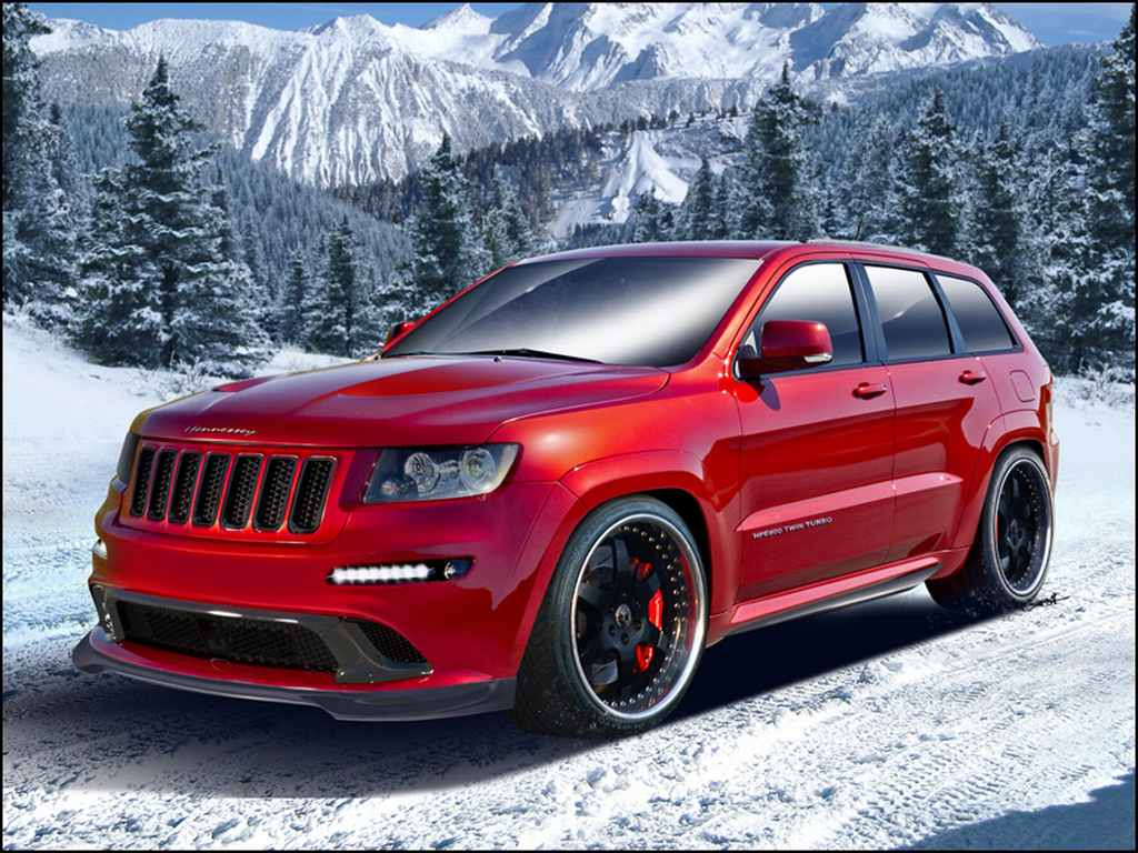 Hennessey Performance, HPE, Jeep, Motortuning, Bitrubo, cherokee, SRT8, Tuner, tuning, Leistungssteigerung, US-Cars, Performance, Fahrwerk, Tieferlegung, rad, Felgen, Carbon 