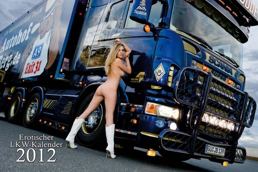 Kalender, Autokalender, Werkstattkalender, sexy, erotisch, truck, lkw, girls, wheels, heels, erotik, 2012