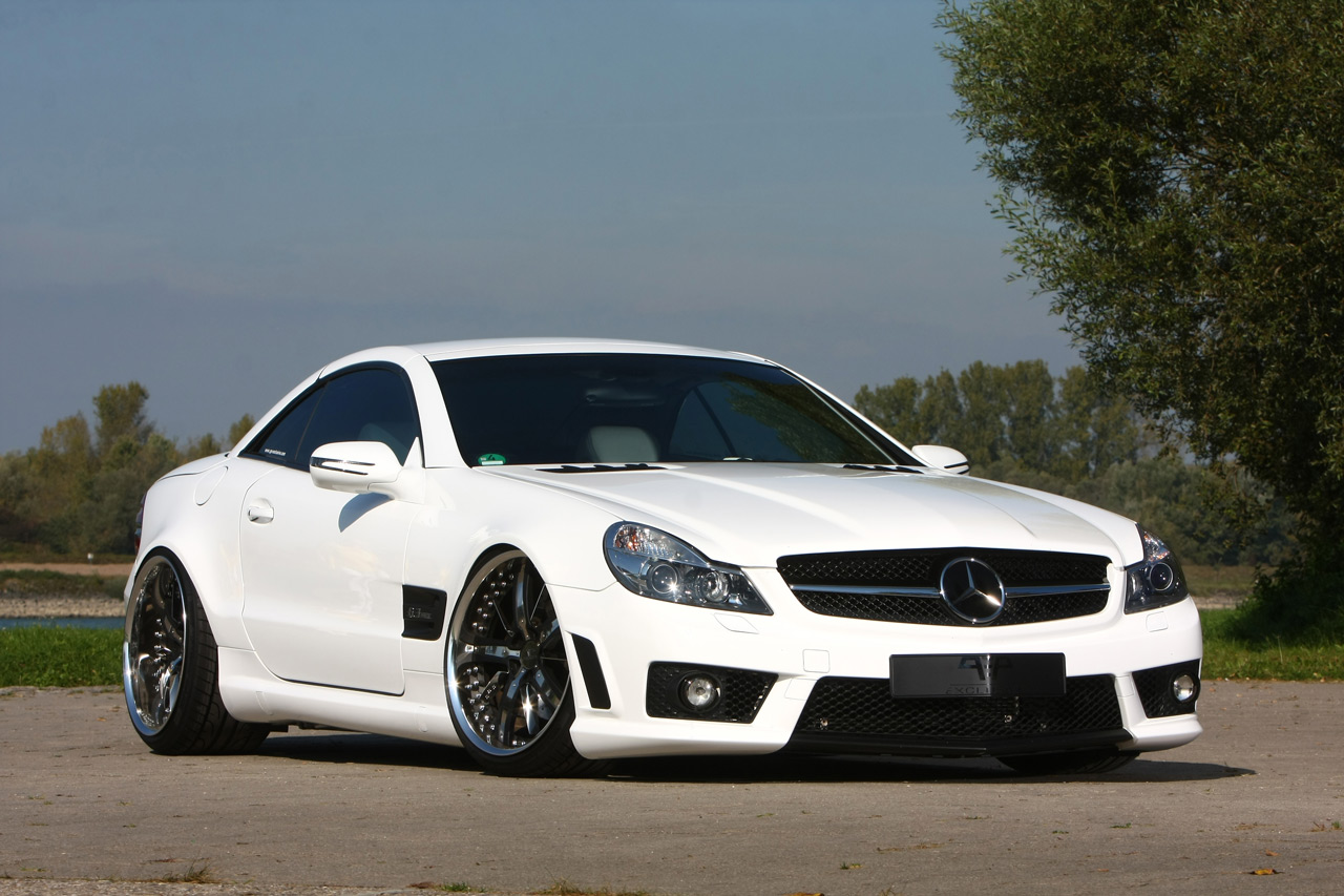 PP Exclusive, Rad, Felge, R230, mercedes, SL, Mercedes SL, Tuner, Tuning, Abgasanlage,