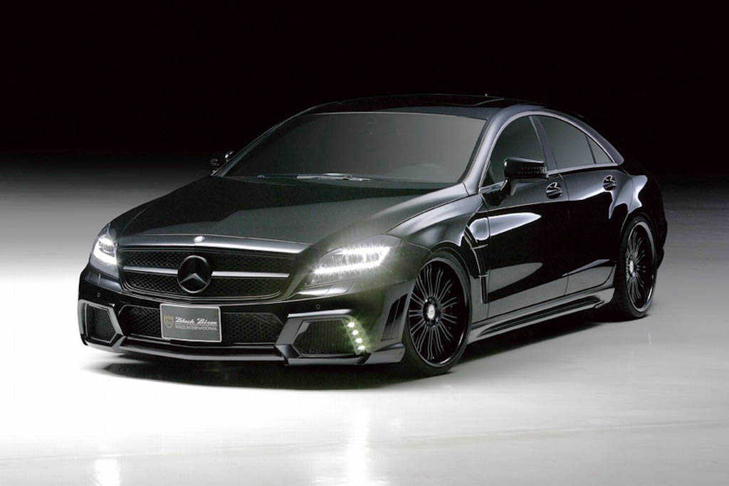 Mercedes, Tuner, Tuning, C218, CLS, CLS 63 AMG, AMG, Wald International , Wald, styling, carbon, Karbon, Rad, Felge, Black Bison