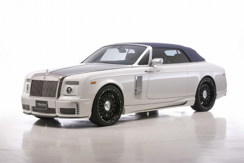 Rolls-Royce, Phantom, Drophead, Coupe Rolls Royce Phantom Drophead Coupe, Tuner, tuning, Premium, Premium-auto, Veredler, Veredlung, Wald, Wald International, Stylig, Zubehör, Design, Tieferlegung, rad, Felge, Carbon