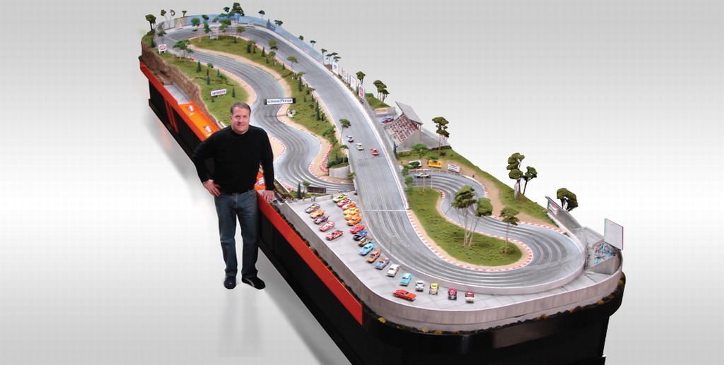Routed Ho Slot Car Track For Sale