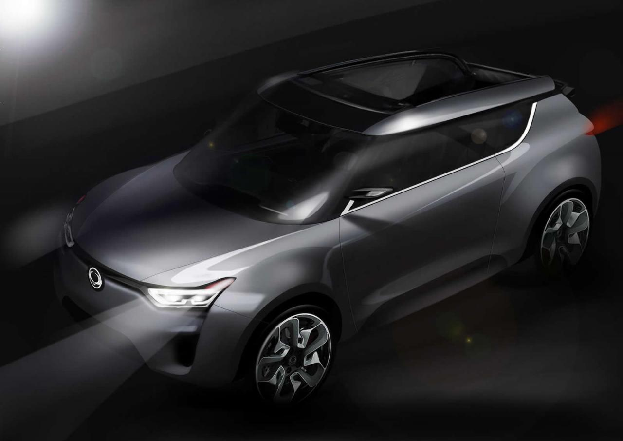 Ssangyong, CUV, Premiere, SUV, crossover, autosalon Genf, Genfer Autosalon, 2012, Premiere, debt, Concept, XIV-1, XIV-2, Cabrio, Cabriolet, IAA, IAA 2011
