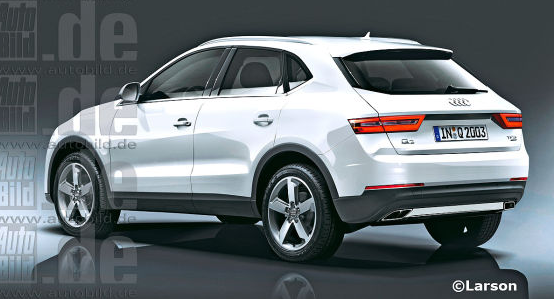 2015 audi q4 new crossover suv 2017 2018 best cars reviews. Black Bedroom Furniture Sets. Home Design Ideas