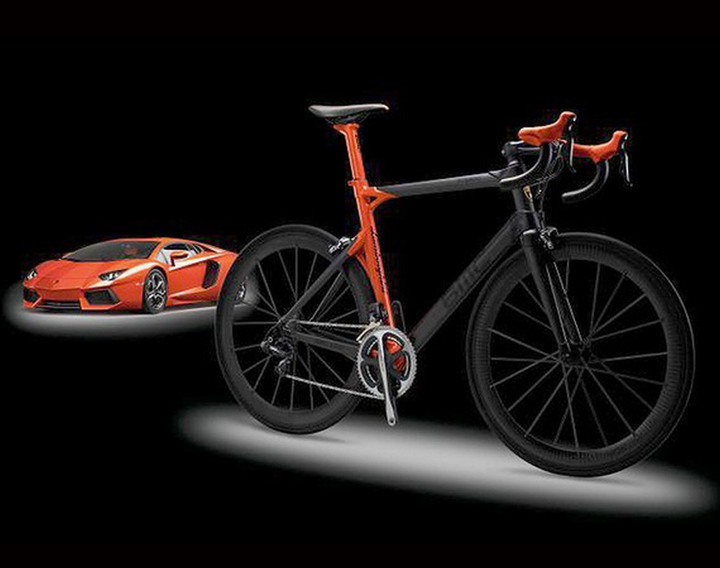 BMC impec Lamborghini edition, BMC, Lamborghini, Fahrrad, Bike, Bicicle, bicycle, BMC Boutice. limitiert, Argos Orange, Aventador, LP700, LP 700-4, Edelfahrrad, Luxus Fahrrad, edel Bike, Luxus bike,  Rennrad