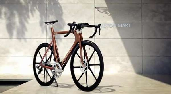 Aston Martin, One-77, Bike, Fahrrad, One-77 Bike, Aston martin One 77 bike, factor Bikes, superbike, 