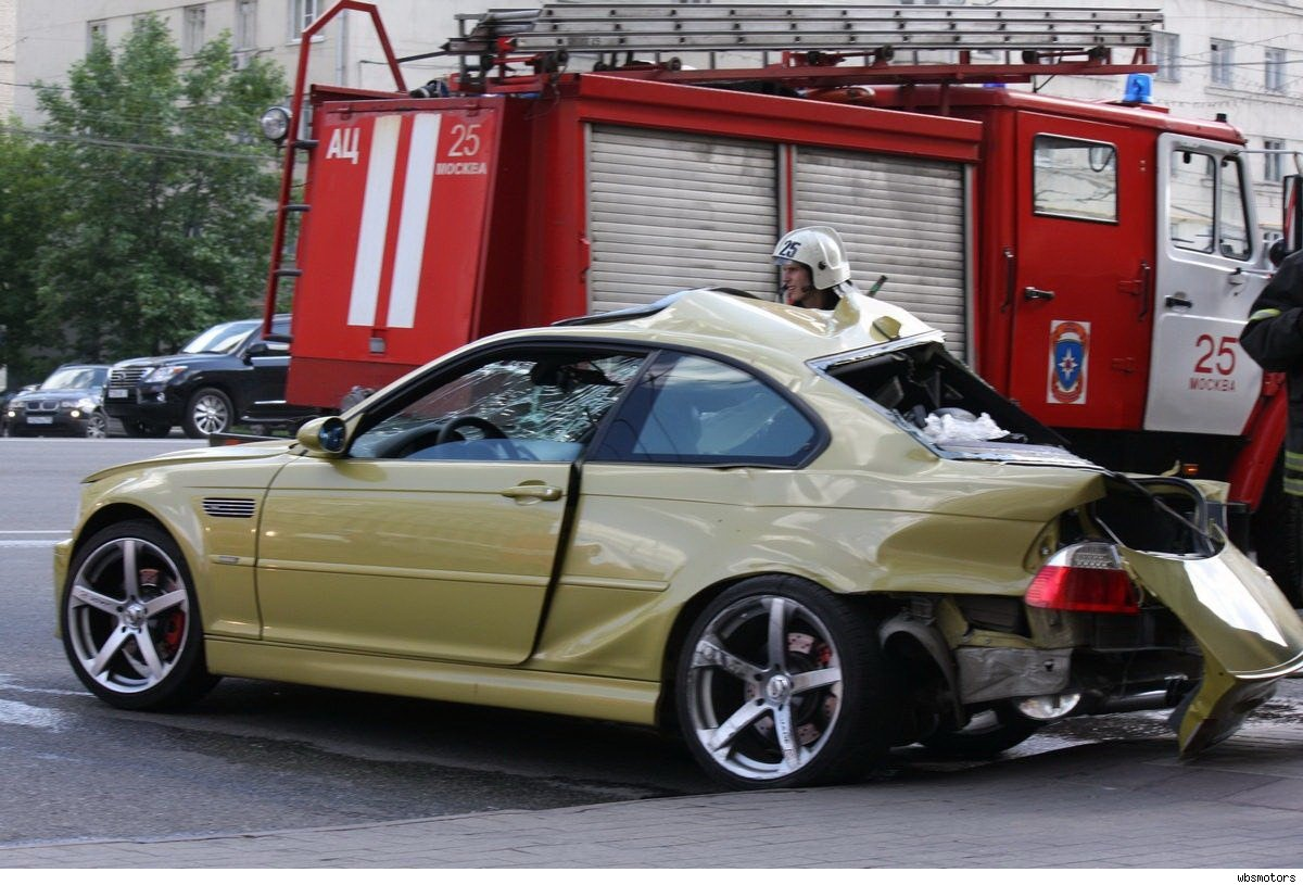 BMW, M3, M5, BMW M Club, unfall, crash, video, crash video, unfall video, Autounfall